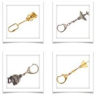Pewter Key rings and Key Chains