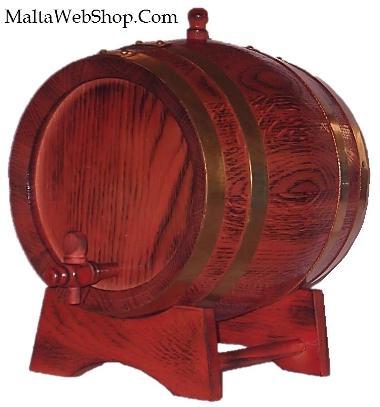 Decorative Functional Small Wooden Barrels Malta Maltawebshopcom