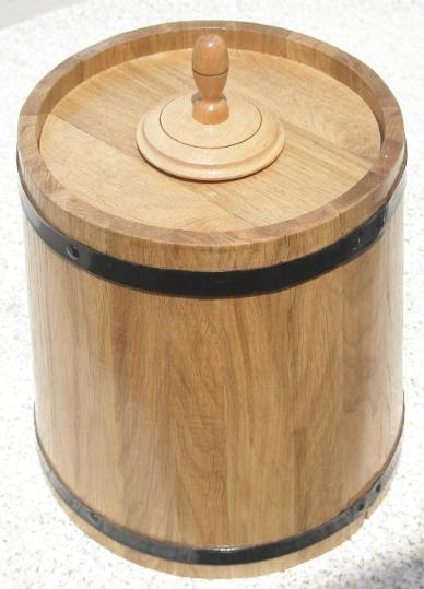 Vinegar Macerating Oak Keg